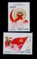 Vietnam MNH Perf Withdrawn Stamps 2001 : Greeting Viet Nam Communist Party's 9th Congress (Ms860) - Viêt-Nam