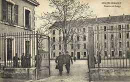 Militaria CHATELLERAULT  Caserne De Laage  RV - Chatellerault