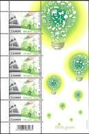 Belg. 2016 - COB N° 4593F ** - Think Green (4593) - Neufs