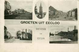 BELGIQUE  EECLOO  Souvenir De ….. - Eeklo