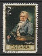 MiNr. 2046 Spanien 1973, 29. Sept. Gemälde (XVII): Vicente López Portaña; Tag Der Briefmarke. - 1931-Heute: 2. Rep. - ... Juan Carlos I