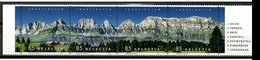 Switzerland 2017 Suiza / Geology Mountains Nature MNH Geología Montañas Naturaleza / Cu10723  4 - Geología