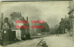 CPA - CAMBRAI -  THE TOWN DESTROYED - EDIT BY ISTITUTO ITALO-BRITANNICO - RARE (BG2483) - Cambrai