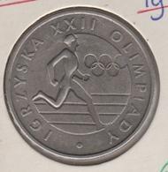 @Y@   Polen  20 Zlotty   1980    Unc            (4870) - Polen