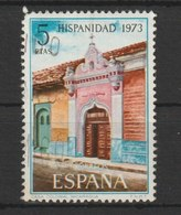 MiNr. 2051  Spanien 1973, 12. Okt. Spanisch-Amerikanische Geschichte (II): Nicaragua. - 1931-Heute: 2. Rep. - ... Juan Carlos I