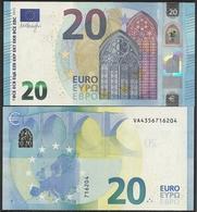 2015-NUEVO BILLETE DE 20 EUROS-SIN CIRCULAR-V006H4 - EURO