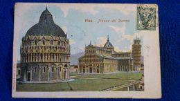 Pisa Piazza Del Duomo Italy - Pisa