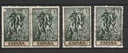MiNr. 1325  Spanien 1962, 28. Mai. Gemälde (VI): Peter Paul Rubens. - 1931-Heute: 2. Rep. - ... Juan Carlos I