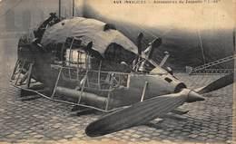 Aux Invalides  Accessoires Du Zeppelin L 43  Luchtschip Luchtschepen      I 5455 - Dirigeables