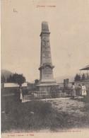 Etival.  Monument élevé A La Mémoire De La Guerre De 1870-1871 - Etival Clairefontaine