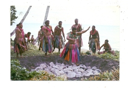 FIJI - Fijian Firewalkers At Beqa Island - Fidschi