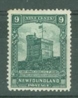 Newfoundland: 1928/29   Publicity Issue [D.L.R.]  SG171     9c  MNH - Newfoundland