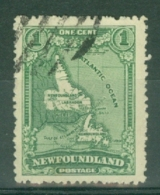 Newfoundland: 1929/31   Publicity Issue [Perkins, Bacon]  SG179     1c     Used - 1908-1947