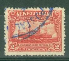 Newfoundland: 1929/31   Publicity Issue [Perkins, Bacon]  SG180     2c      Used - Newfoundland