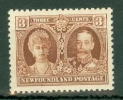 Newfoundland: 1929/31   Publicity Issue [Perkins, Bacon]  SG181     3c      MH - 1908-1947