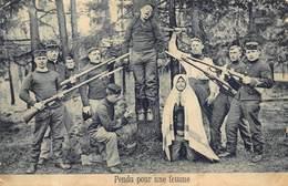 Camp De Beverloo Leopoldsburg    Pendu Pour Une Femme    I 5468 - Leopoldsburg (Kamp Van Beverloo)