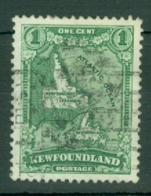 Newfoundland: 1931   Publicity Issue [Perkins, Bacon] [with Wmk]  SG198     1c      Used - 1908-1947