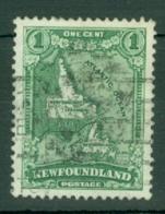 Newfoundland: 1931   Publicity Issue [Perkins, Bacon] [with Wmk]  SG198     1c      Used - Newfoundland