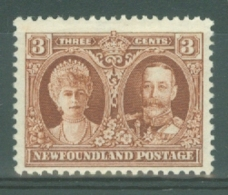 Newfoundland: 1931   Publicity Issue [Perkins, Bacon] [with Wmk]  SG200     3c      MH - 1908-1947