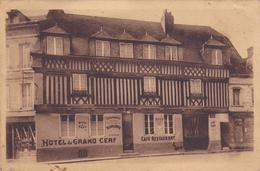 FECAMP Hotel Du Grand Cerf ( Voir Description ) ( Nagel ) - Fécamp