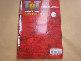TNT Trucks & Tanks Magazine HS N° 3 Guerre 40 45 Militaria Armée Rouge Chars De Combat Soviétique T 34 KV JS T37 T 60 - Armes