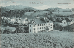 Suisse, St, Gallen  ,, Z. Nest . - Suisse