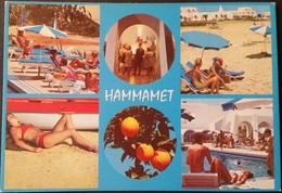 Ak Tunesien - Hammamet - Strand - Tunesien