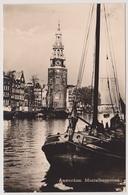 Amsterdam - Montelbaantoren - 1950 - Amsterdam