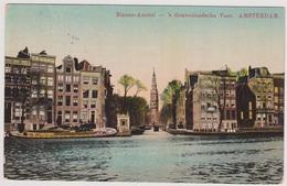 Amsterdam - Binnen-Amstel S-Gravelandsche Veer - Amsterdam