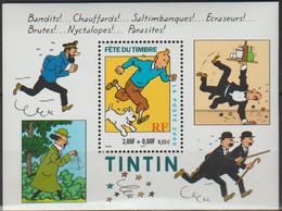 France, Feuillet N° 28 **. - Mint/Hinged