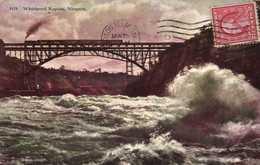 Whirpool Rapids Niagara Grand Trink Bridge Train + Timbre  RV - Grand Rapids