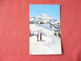 Ski  Naches Pass  Mt Rainier - Washington -ref 3160 - Winter Sports