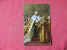 Coronation Of The Emperor Alexandre III -ref 3160 - Familles Royales