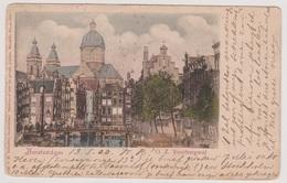 Amsterdam - O.Z. Voorburgwal - 1900 - Amsterdam