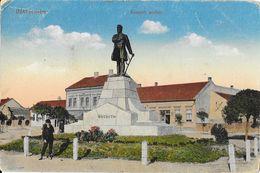 Békéscsaba - Kossuth Szobor 1917 - - Hongrie