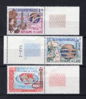 LAOS Yt. 114/116 MH* 1965 - Laos