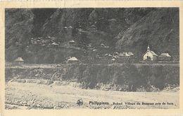 Philippines - Boked - Village Du Benguet Pris De Face - Missions De Scheut - Carte Nels - Filippine