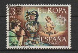 MiNr. 2209 Spanien 1976, 3. Mai. Europa: Kunsthandwerk. - 1931-Heute: 2. Rep. - ... Juan Carlos I