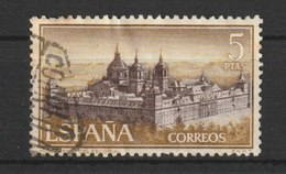 MiNr. 1281 Spanien 1961, 31. Okt. Klöster Und Abteien (III). - 1931-Heute: 2. Rep. - ... Juan Carlos I