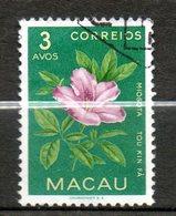 MACAO  Myosotis 1953 N°364 - Macao