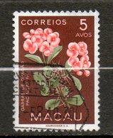 MACAO  Griffes De Dragon 1953 N°365 - Macao