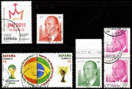 Spain Has Many Interesting Postage Stamps - Timbres