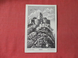 Pajštún Castle  Has Stamp & Cancel    Ref 3161 - Slovaquie