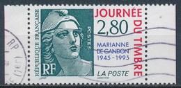 France - Journée Du Timbre 1995 - YT 2934 Obl - France