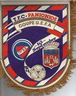 Fanion Du Match Toulouse FC / Panionios Coupe UEFA - Habillement, Souvenirs & Autres