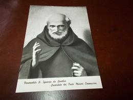 B715  Ignazio Da Santia' Non Viaggiata - Religioni & Credenze