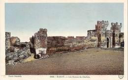 Cpa Du Maroc, Rabat, Les Ruines Du Chellah - Rabat
