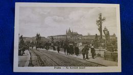 Praha Na Karlové Mosté Czech - Repubblica Ceca