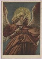 CPM - MELOZZO Da FORLI - L'ANGE à La VIOLE - Basilique St PIERRE ROME - Edition Z.Zacchetti - Music And Musicians