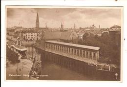Carte Danemark 13 06 1936 Affranchissement Mécanique Kobenhavn Udsigt Fra Borstaarnet - 1913-47 (Christian X)